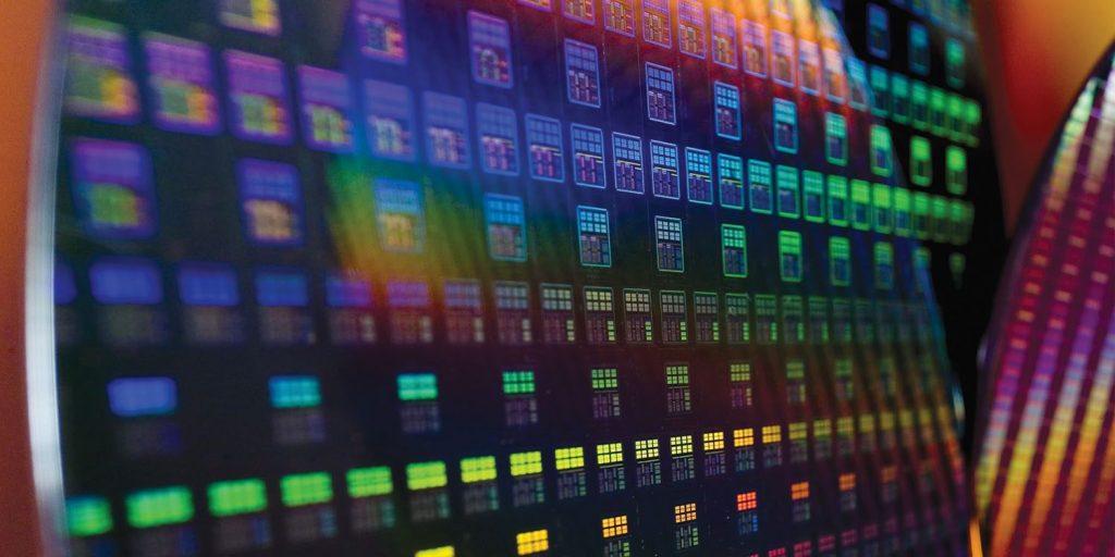 TSMC Chip Fab