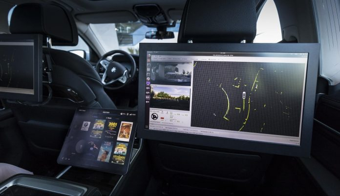 Automated I - A Driverless Ride - source: BMW