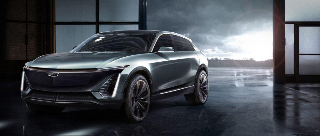 Cadillac EV - Electric Vehicle