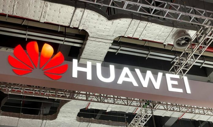Huawei logo - Source CnEVPost