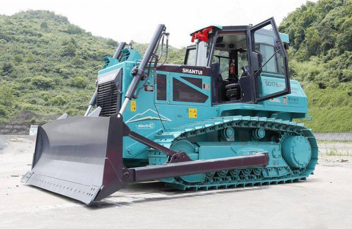 Shantui bulldozer SD17E-X