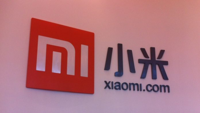 Xiaomi logo sign - by Jon Russell on flickr